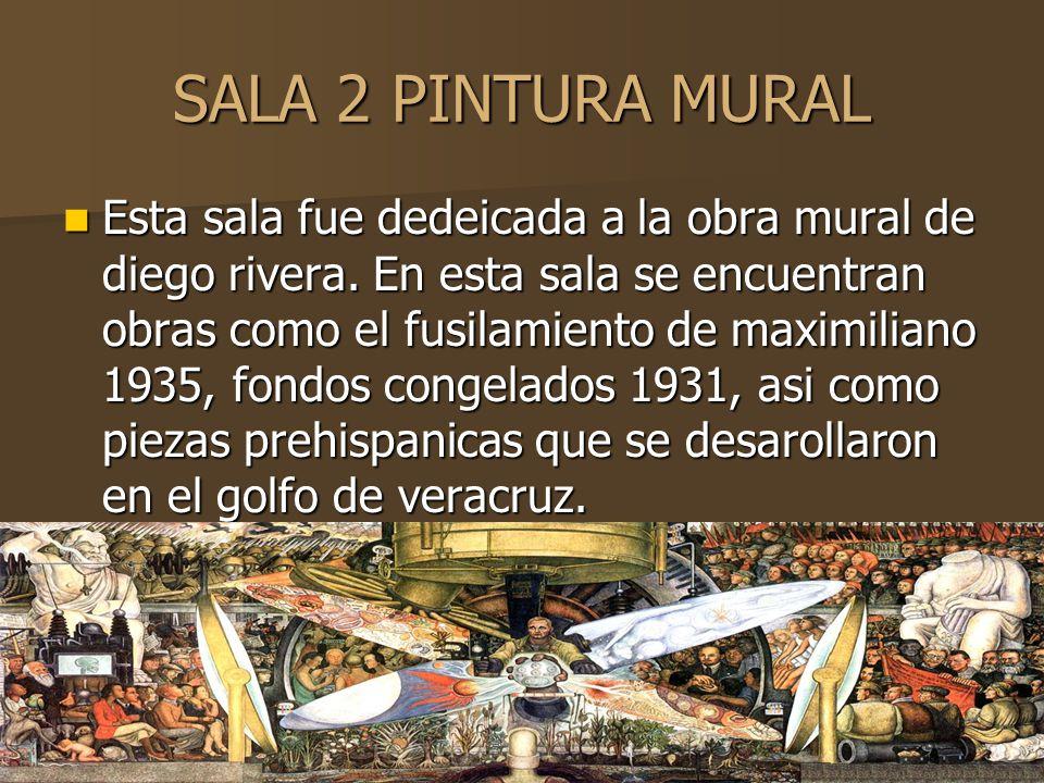 Mural De Diego Rivera Fondos Congelados