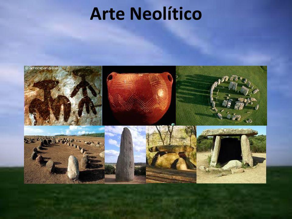 1 Arte Neolítico  - ppt descargar