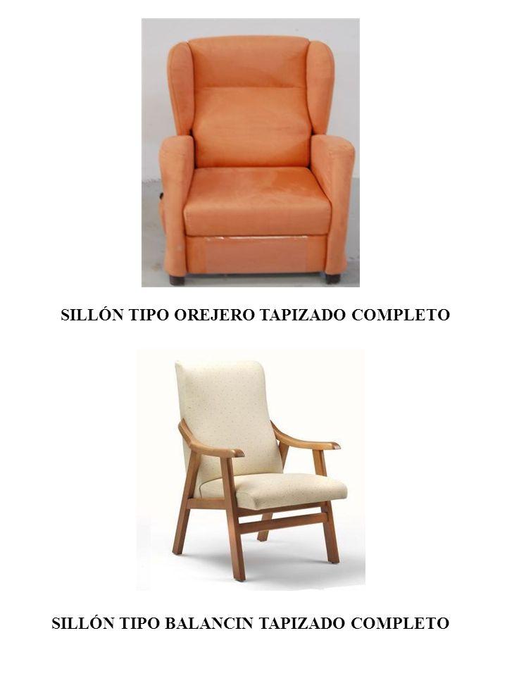 Tapizar Un Sillon Orejero Free Affordable Balancin De