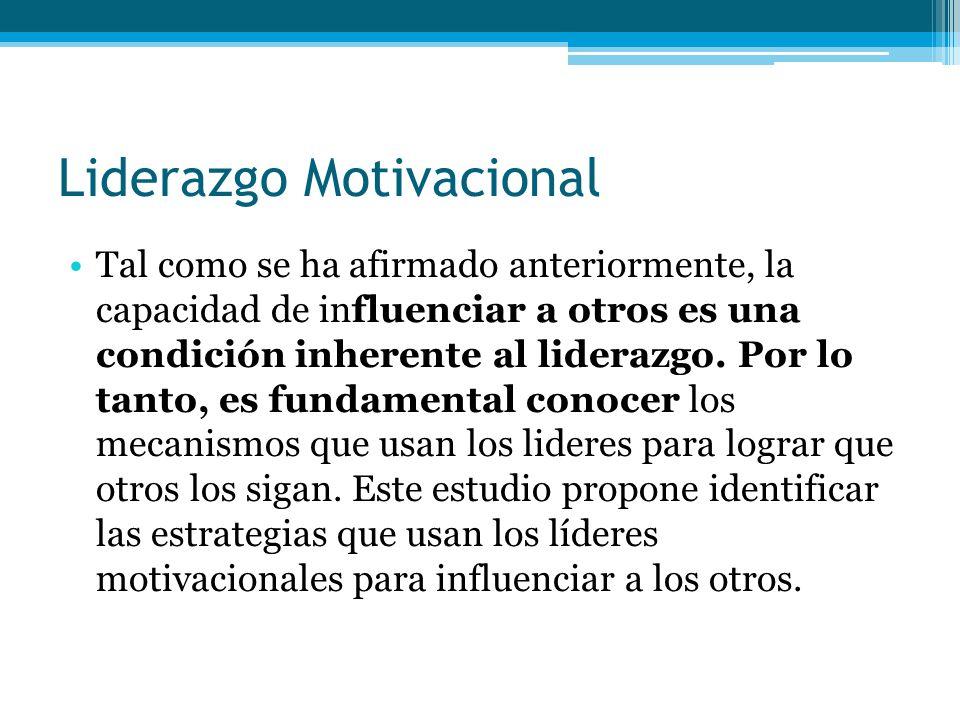 Motivación Y Liderazgo Ppt Video Online Descargar