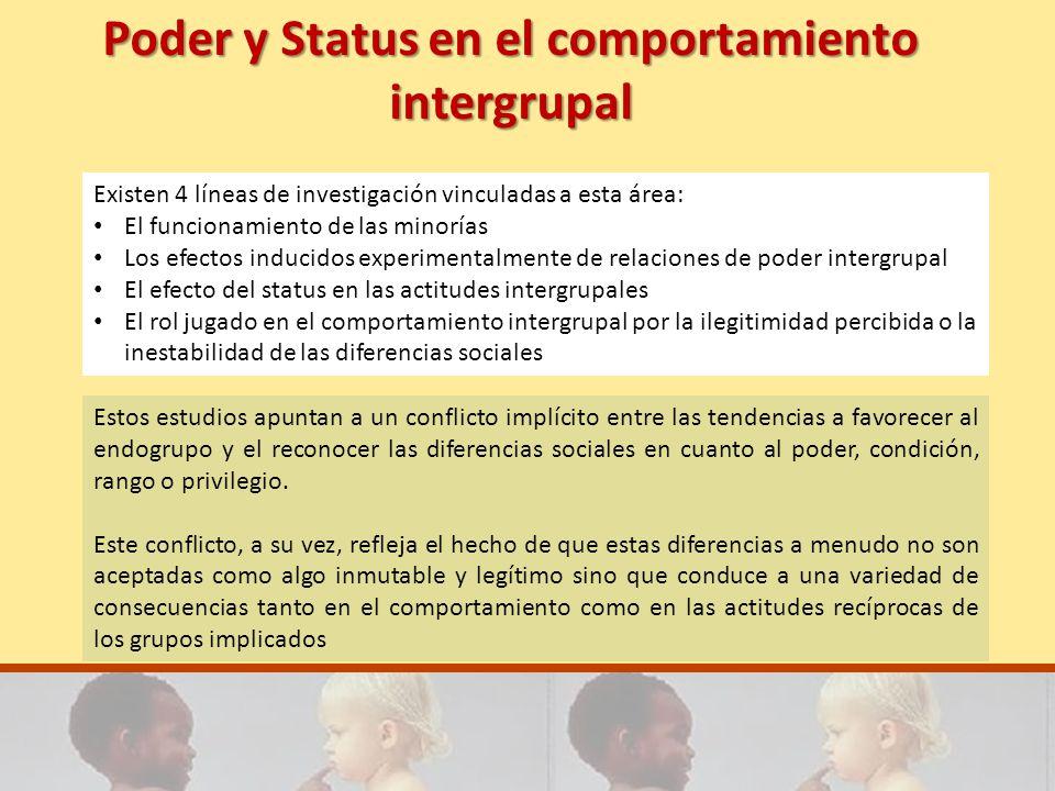 Psicología Social De Las Relaciones Intergrupales Ppt Video Online Descargar