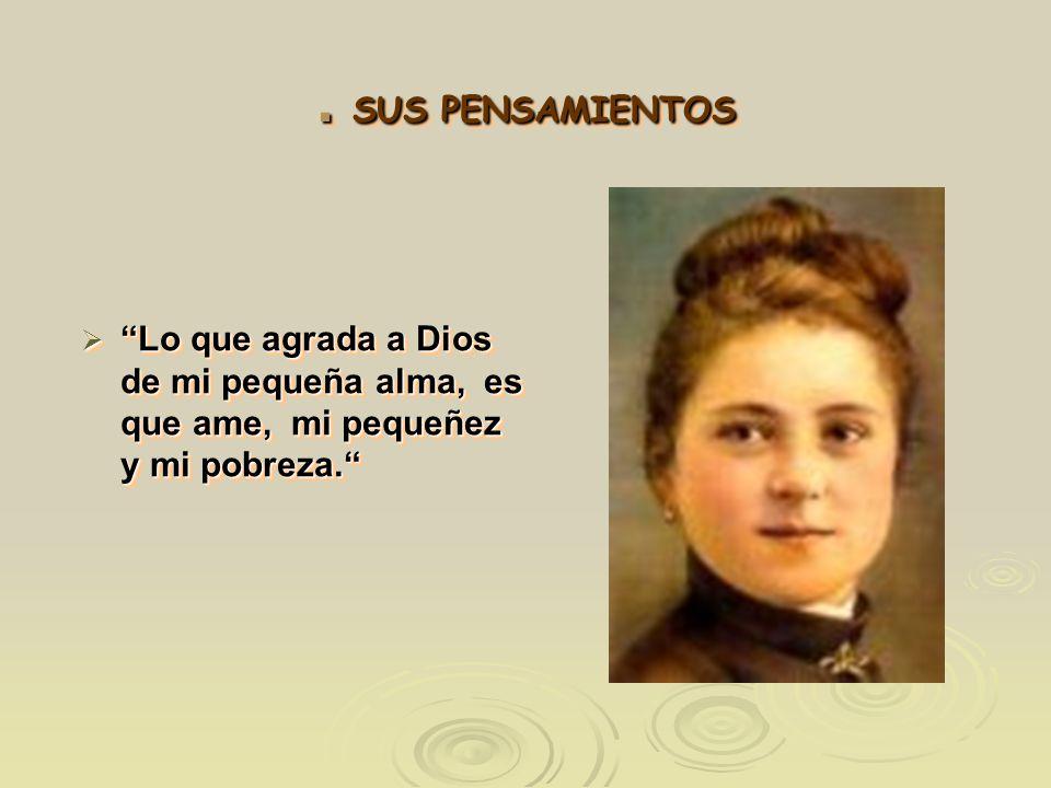 Santa Teresita Del Niño Jesús Ppt Descargar