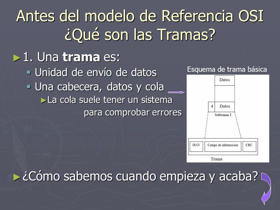 Modelo de Referencia OSI - ppt descargar