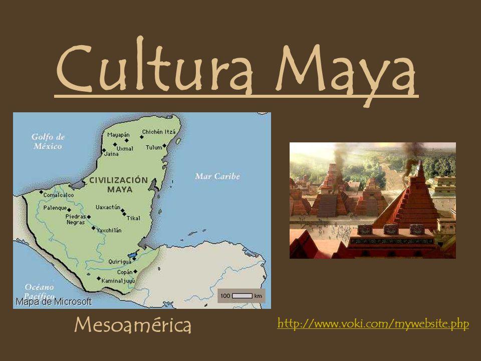 El Arte De Las Culturas Formativas De Mesoamérica: Cultura Maya Mesoamérica