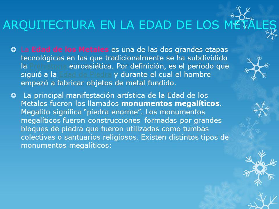 Arquitectura en la prehistoria hay tres etapas el for Cual es el significado de arquitectura