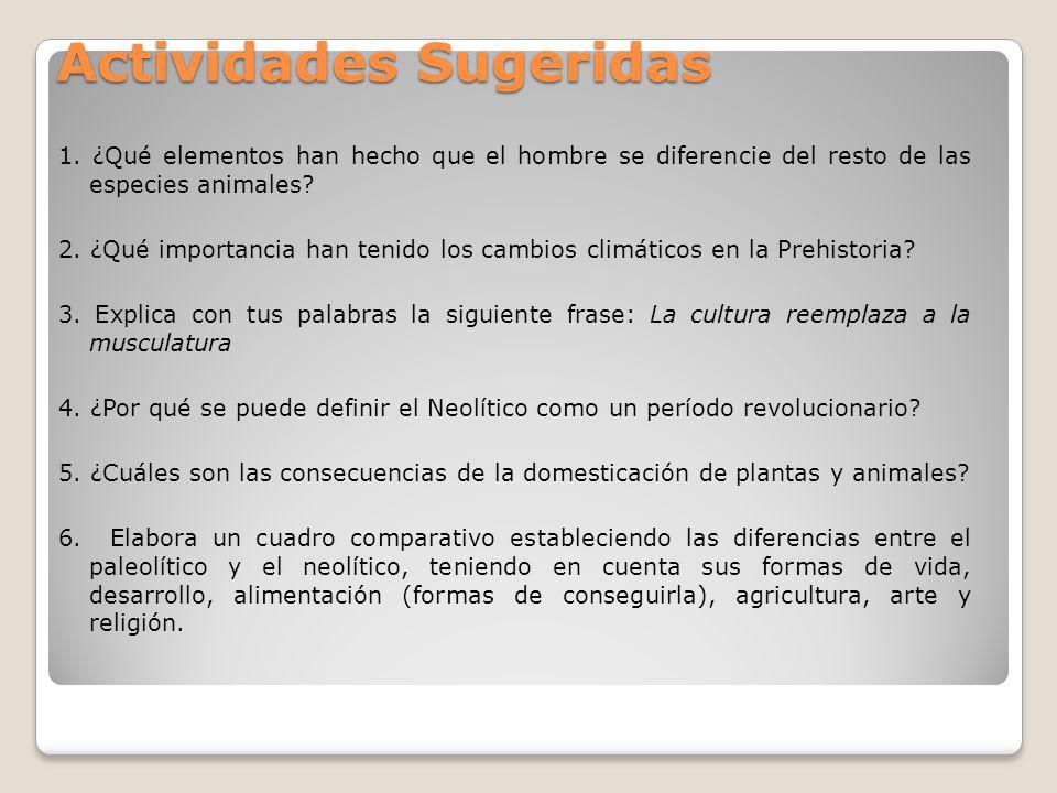 Prehistoria Adaptación Profesor Víctor López Perines Tercer