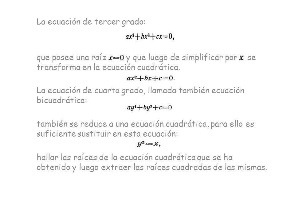 Ecuaciones Algebraicas - ppt video online descargar
