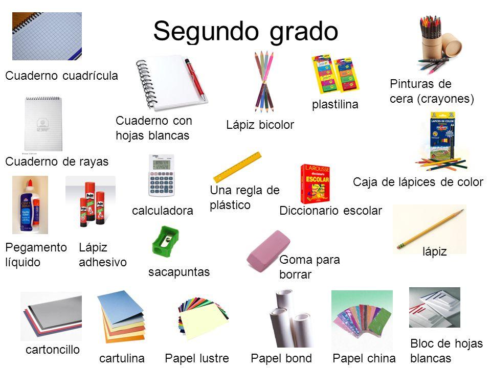 Útiles escolares México sep. gob - ppt descargar