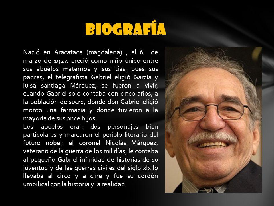 Gabriel García Márquez Ppt Video Online Descargar