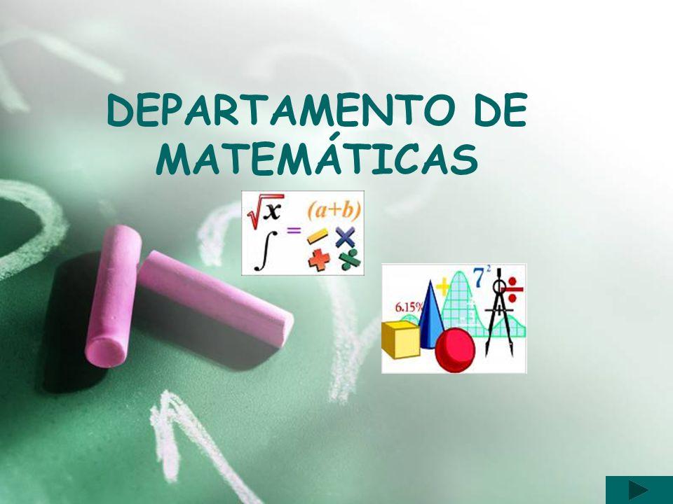 2ed8ff2f4 DEPARTAMENTO DE MATEMÁTICAS - ppt descargar