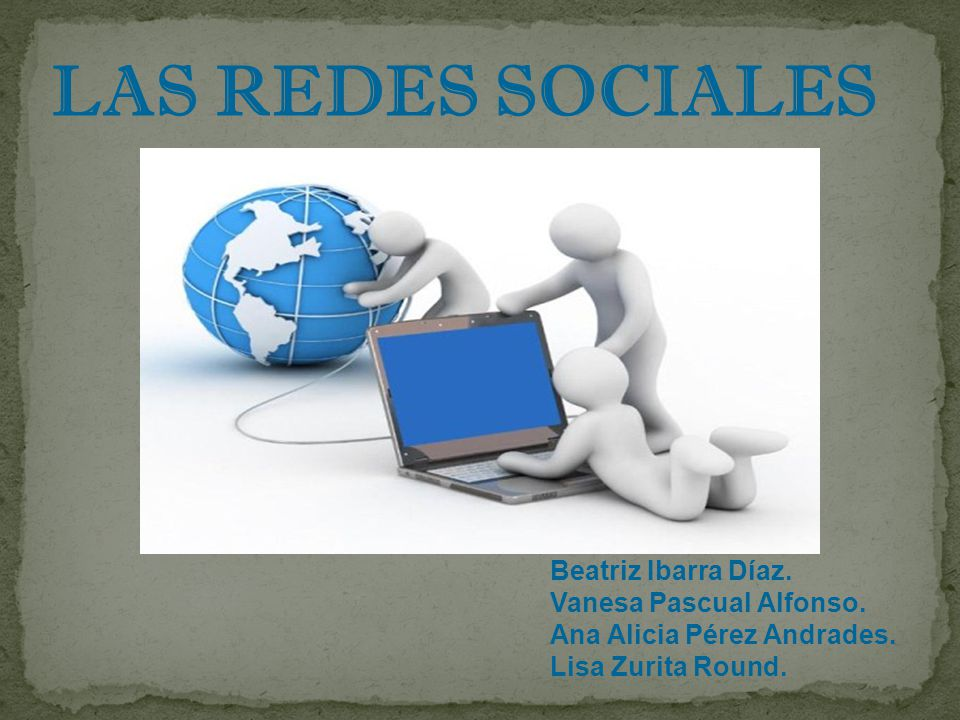 Las redes sociales beatriz ibarra d az vanesa pascual - Vanesa pascual ...