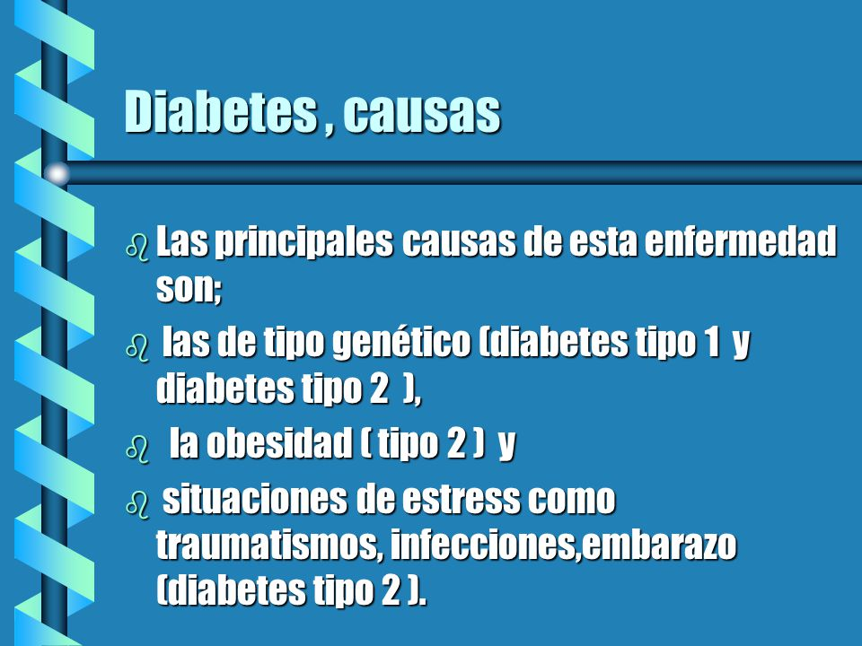 diabetes tipo 1 y 2 causas de erosión