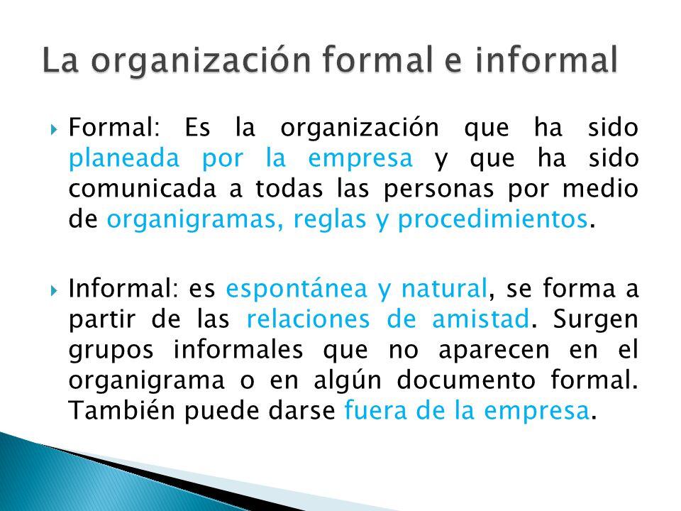 La Organización Necesidad Y Principios Prof Pedro