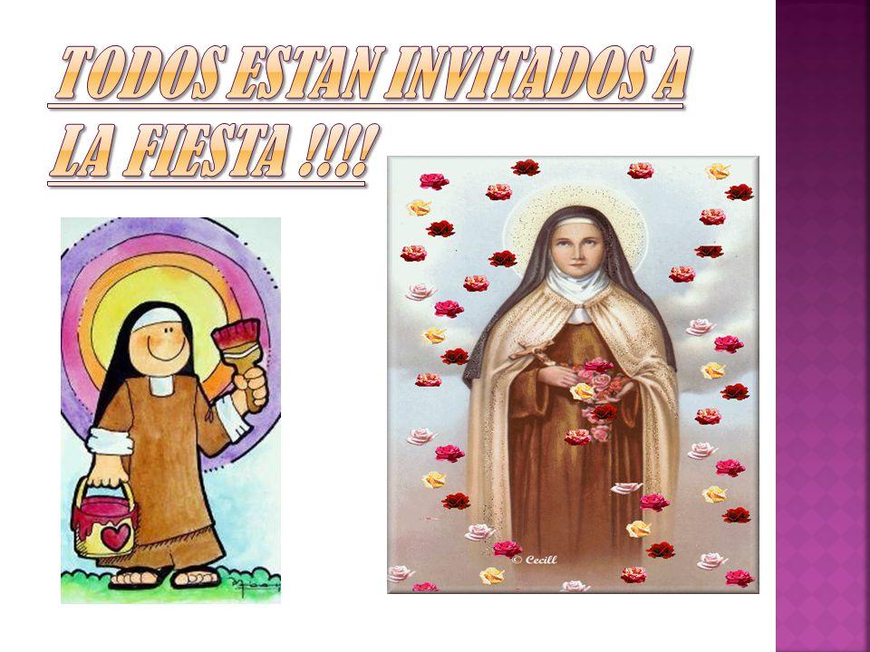Santa Teresa De Jesus Nada Te Turbe Ppt Descargar