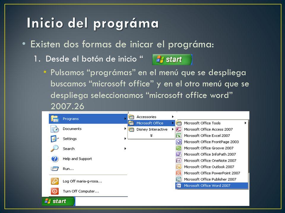 Microsoft WORD Antonio De León. - ppt descargar