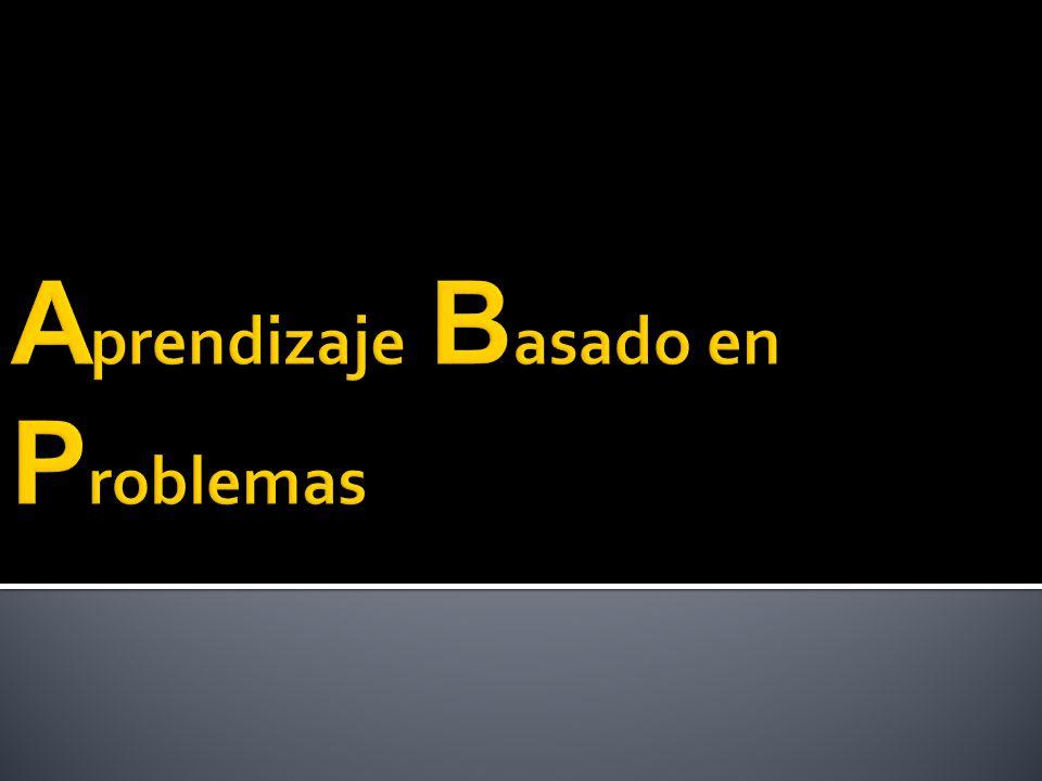 Aprendizaje Basado en Problemas - ppt descargar