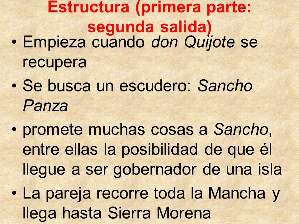 Don Quijote De La Mancha Ppt Descargar