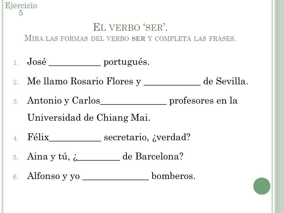 Español I Sesión Ppt Descargar