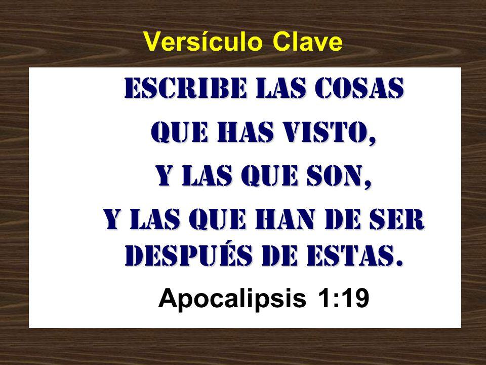 Resultado de imagen para APOCALIPSIS 1:19