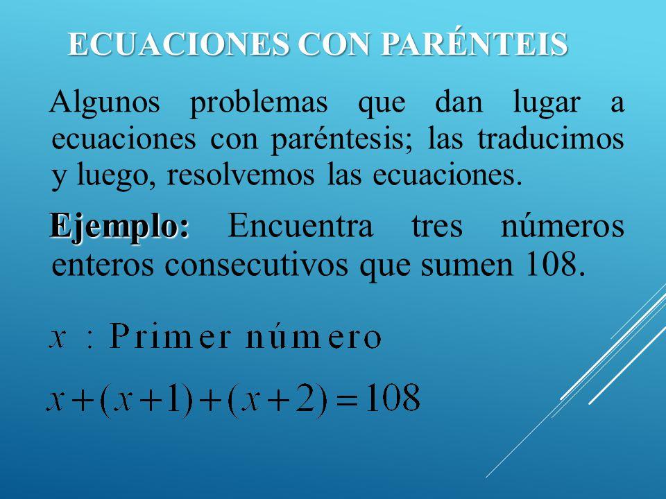 Ecuaciones Lineales O De Primer Grado Ppt Descargar