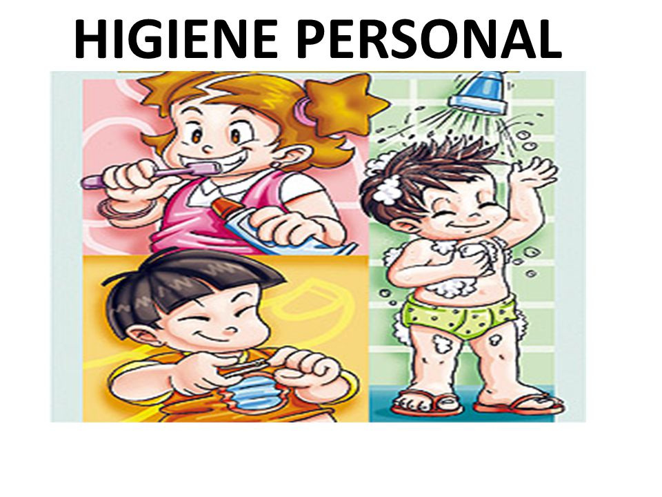 Resultado de imagen para imagenes de higiene