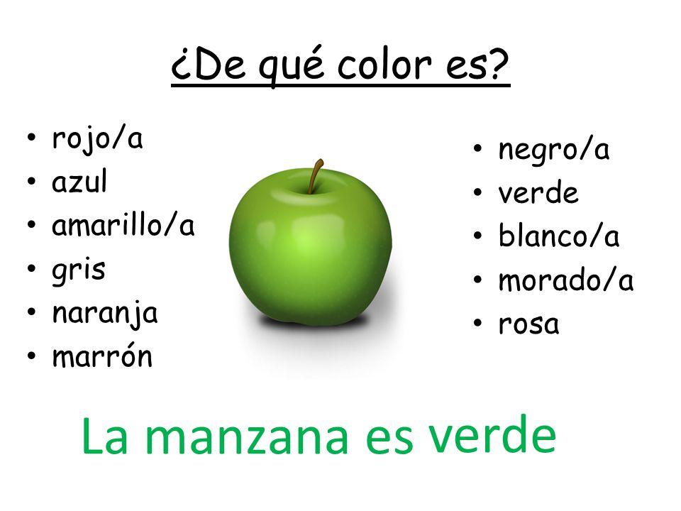 De qué color es?. - ppt video online descargar