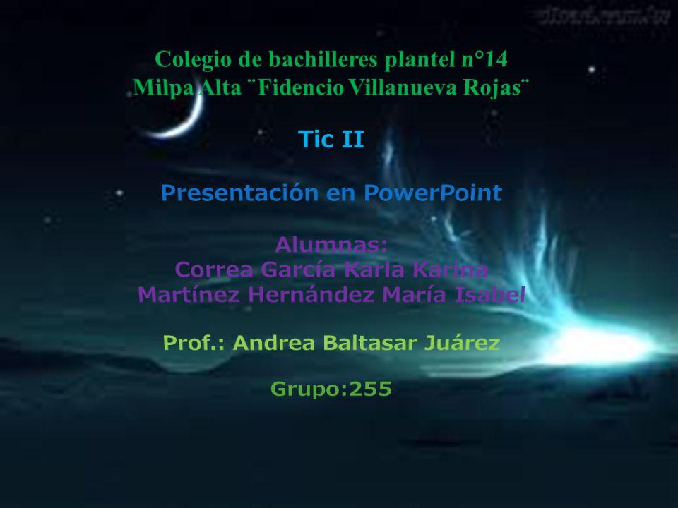 22203cfe7 Colegio de bachilleres plantel n°14 - ppt descargar