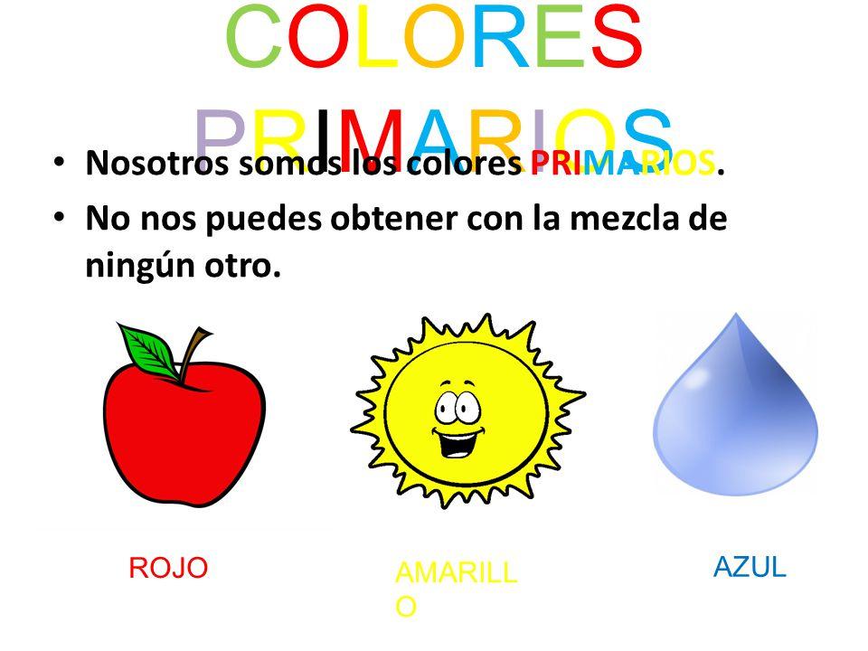 LOS COLORES Terceros Básicos Artes Visuales - ppt video online descargar