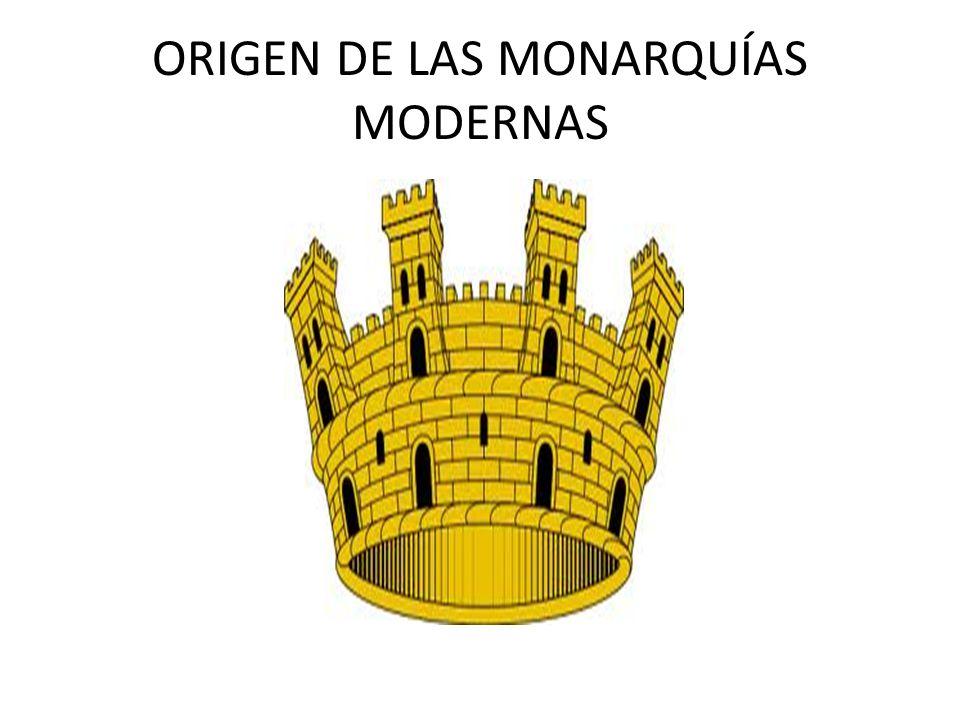 Resultado de imagen de monarquías modernas