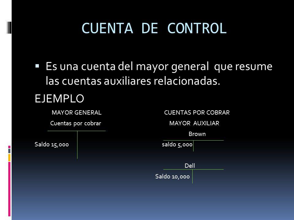 TEMA: CUENTAS POR COBRAR - ppt video online descargar