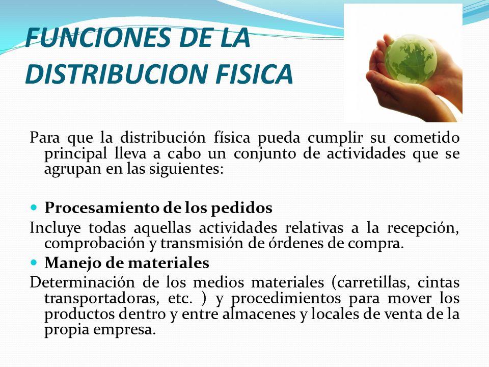 DISTRIBUCION FISICA Andrea Rodríguez Grupo ppt descargar