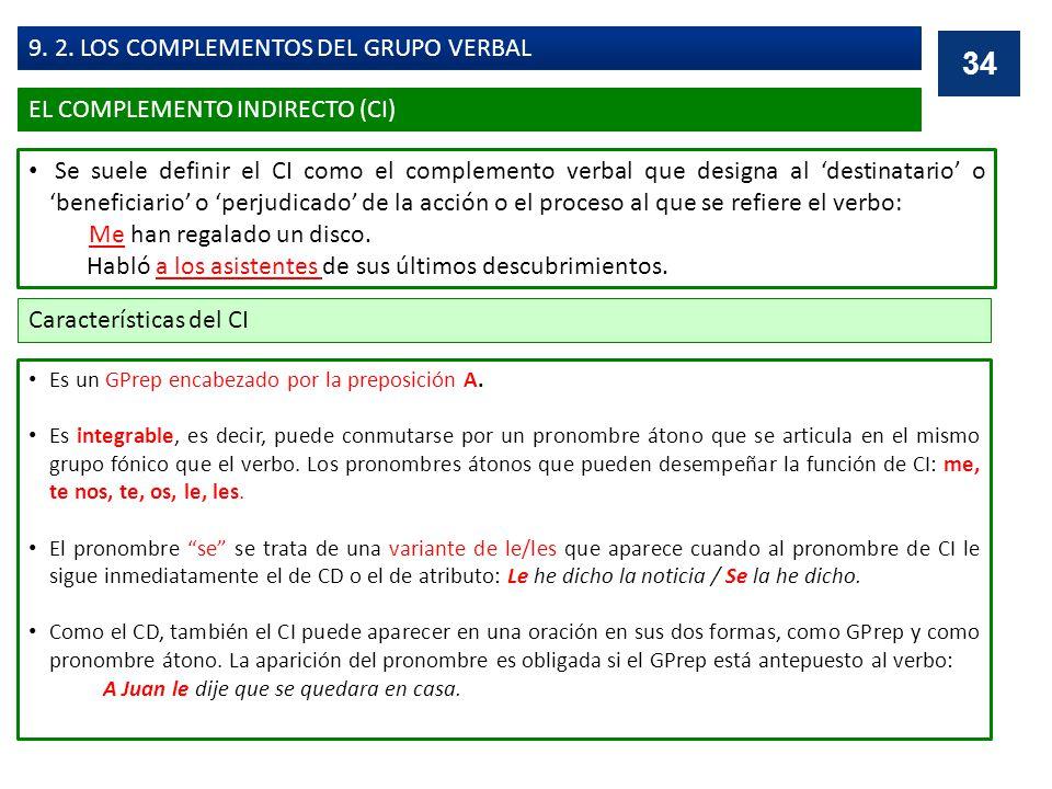 4c5294f12797 SINTAXIS DE LA ORACIÓN SIMPLE- 3º ESO - ppt descargar