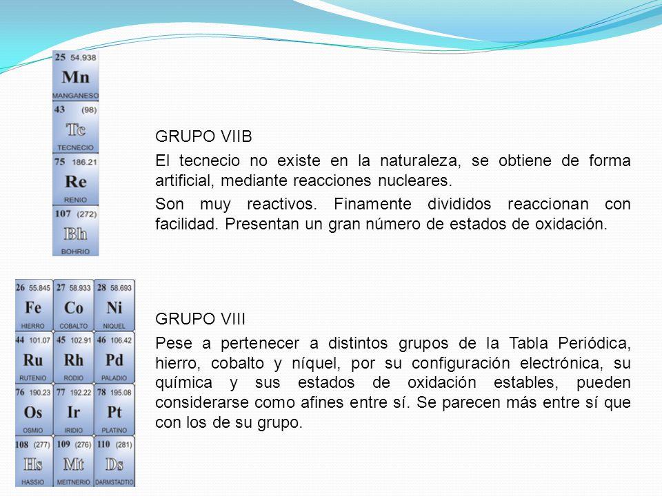 Aplicacin y uso de los elementos quimicos ppt descargar 11 grupo viib urtaz Choice Image