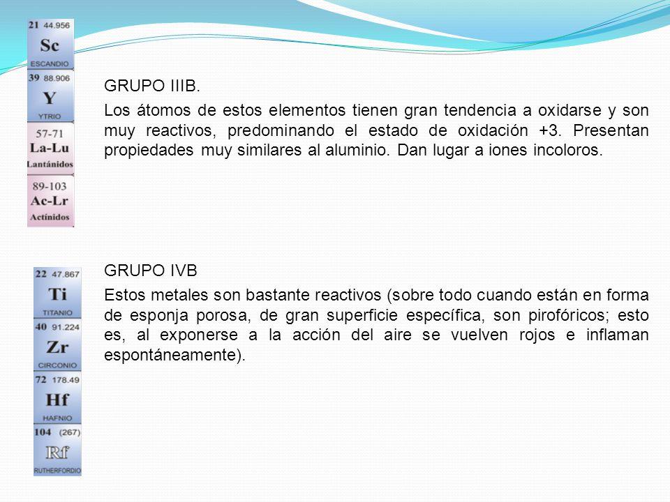 Aplicacin y uso de los elementos quimicos ppt descargar 9 grupo iiib urtaz Choice Image