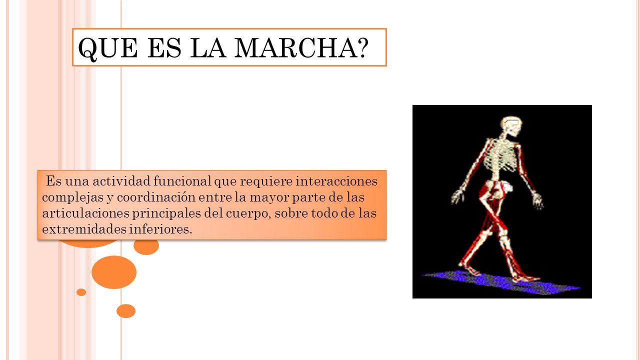 BIOMECÁNICA DE LA MARCHA - ppt video online descargar