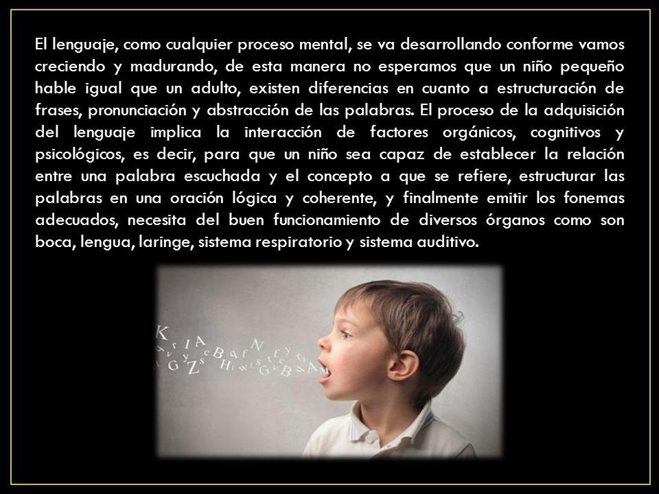 Trastornos Del Lenguaje Y Habla Ppt Descargar