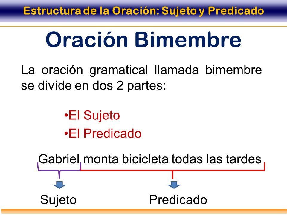 dd23bf9f9ade ESTRUCTURA DE LA ORACIÓN: SUJETO Y PREDICADO - ppt video online ...