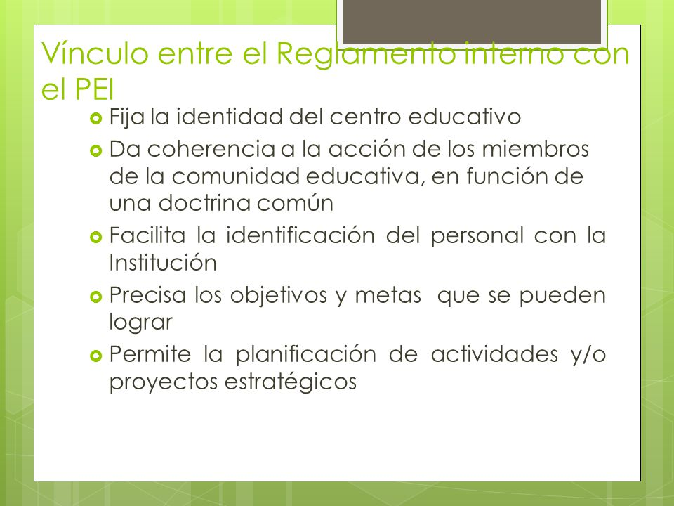 Reglamento Interno Ppt Video Online Descargar
