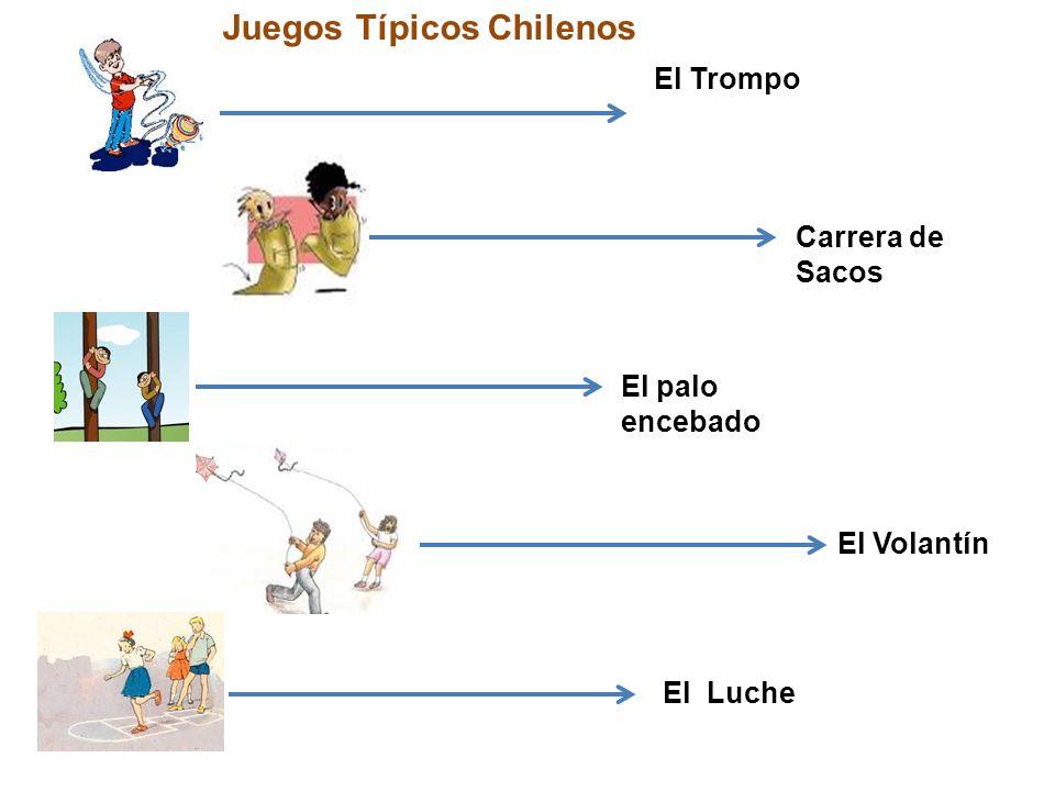 Juegos Tipicos Chilenos Ppt Video Online Descargar