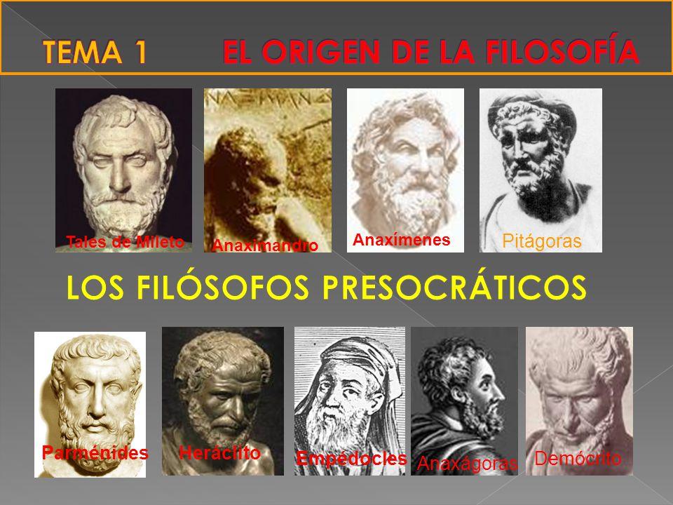 HISTORIA DE LA FILOSOFÍA - ppt descargar