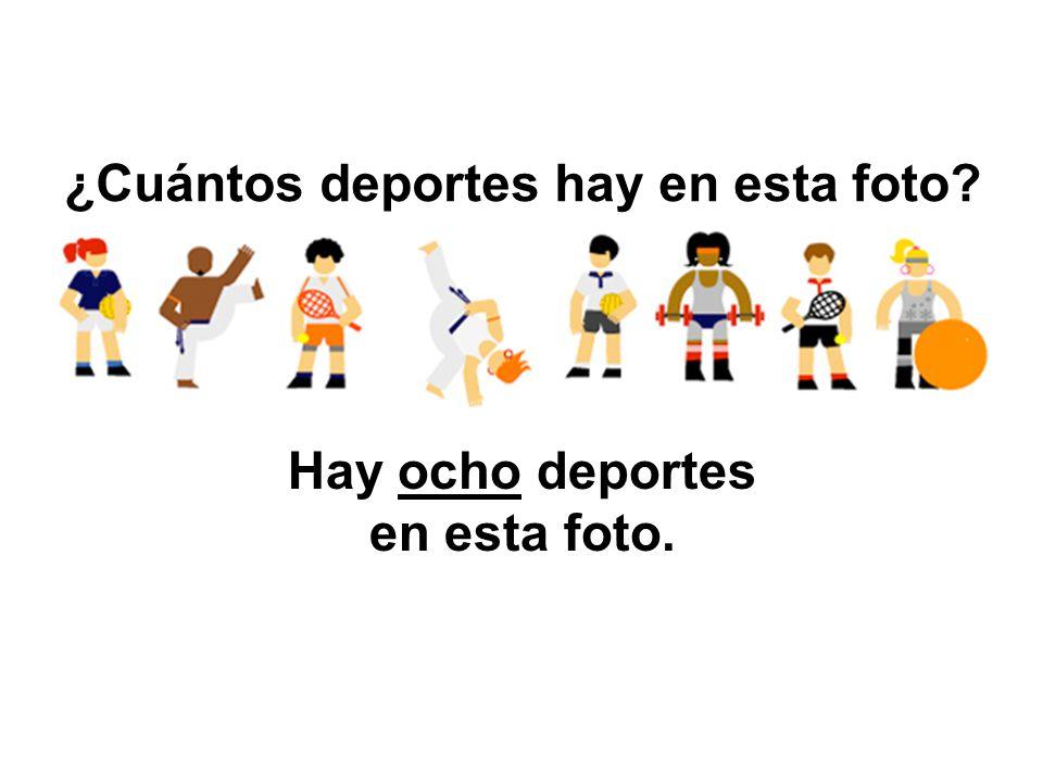 Vocabulario Sobre Los Deportes Y Dar Opiniones De Estos Deportes Ppt Descargar