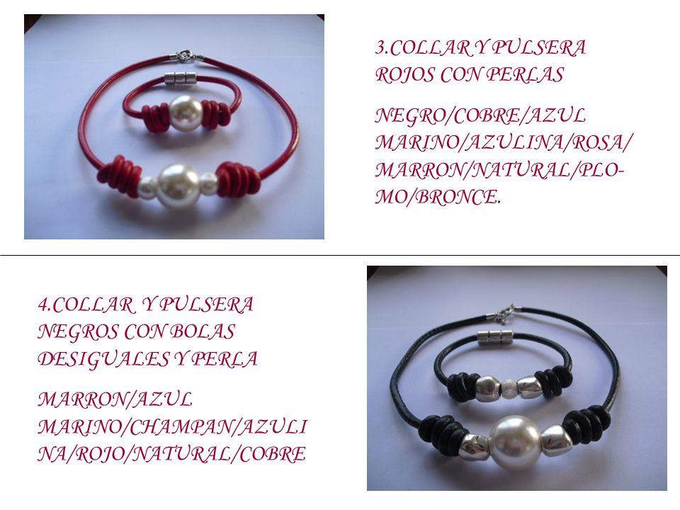 4cfdba426a3f Catálogo de collares y pulseras - ppt descargar