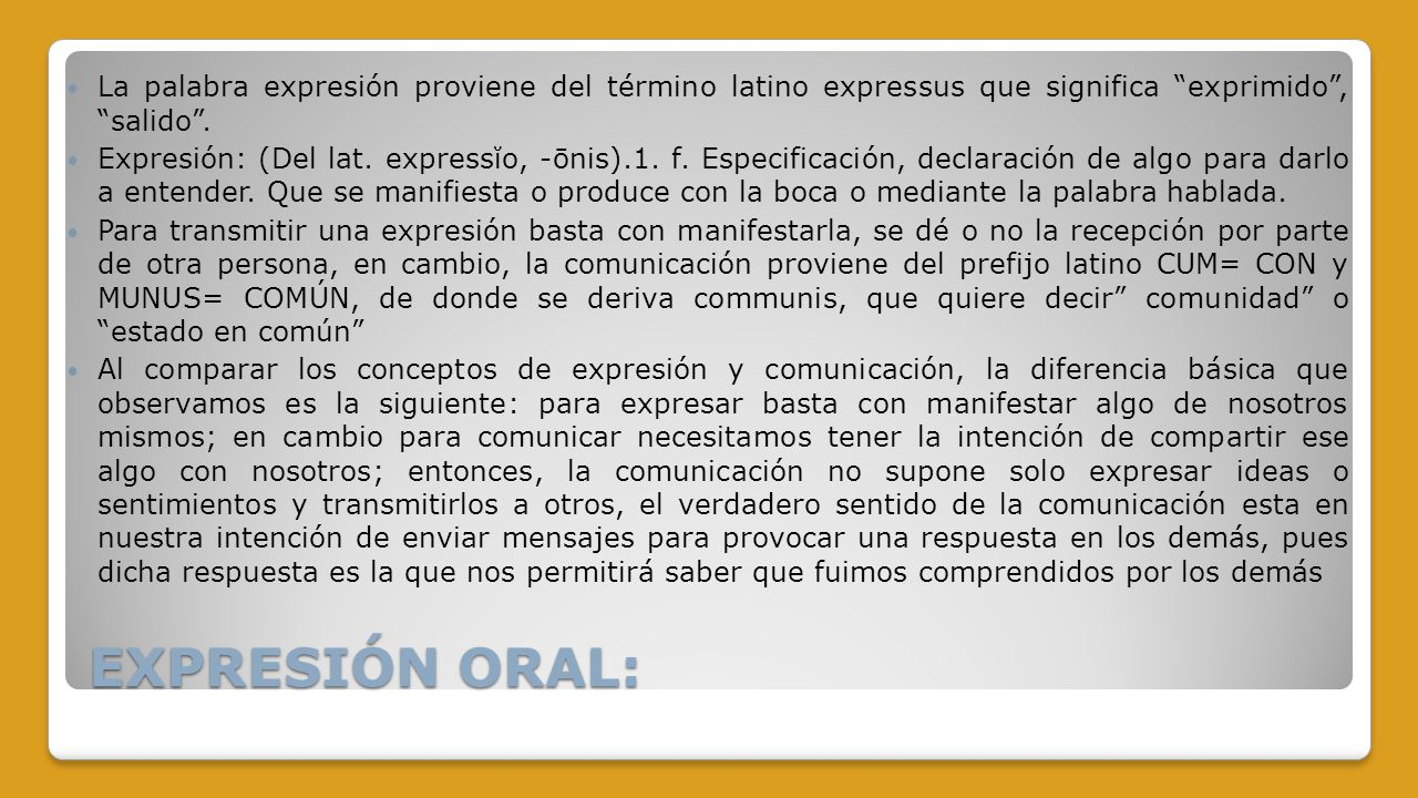 Circuito Que Habla : ComunicaciÓn: expresiÓn lenguaje funciones lengua dialecto
