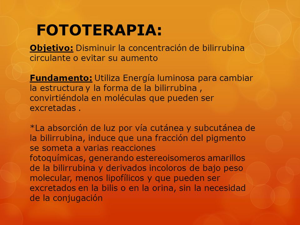 Fototerapia Para La Ictericia En Neonatos Ppt Video Online