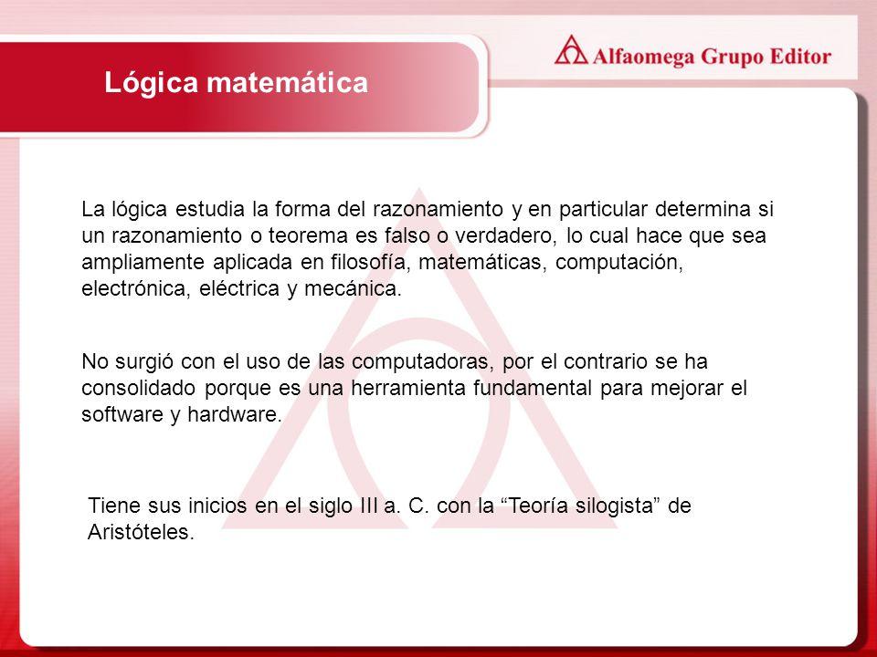 Capítulo 4 Lógica Matemática Ppt Descargar
