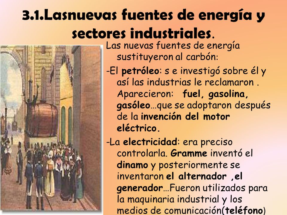 3 La Segunda Revolución Industrial Ppt Video Online Descargar