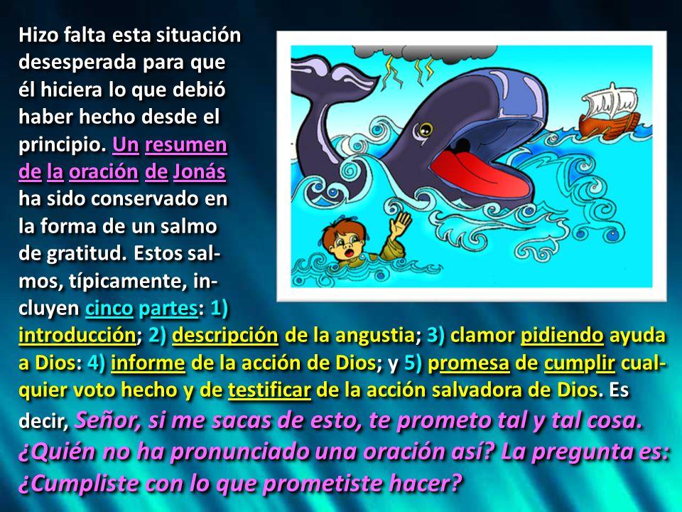 La Epopeya De Jonas Leccion Ppt Video Online Descargar
