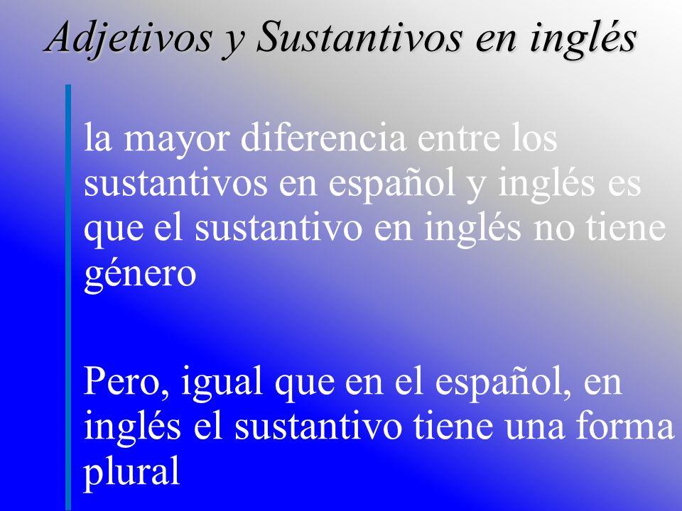 a011f1f8e3c2 Adjetivos y Sustantivos- -Sinónimos y Antónimos- -El Verbo Ser ...