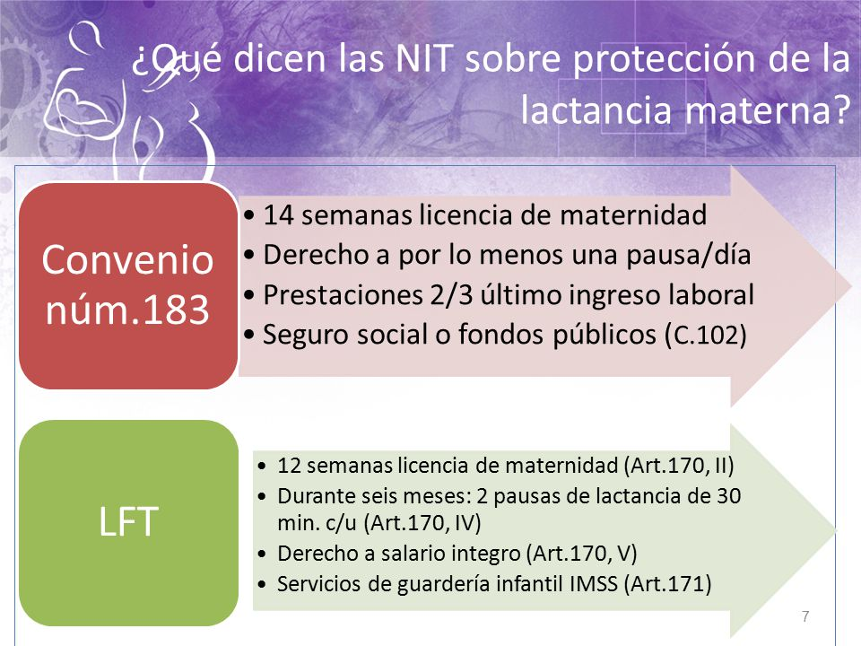 33b7601fe Maternidad y paternidad en el trabajo  Ley y práctica en el mundo ...