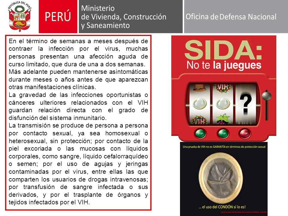 01 de diciembre d a internacional de lucha contra el sida ppt descargar - Liquido preseminal vih casos ...